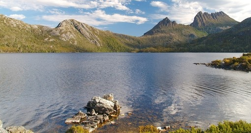 Discover Cradle Mountain - Lake St Clair National Park during your next Australia tours.