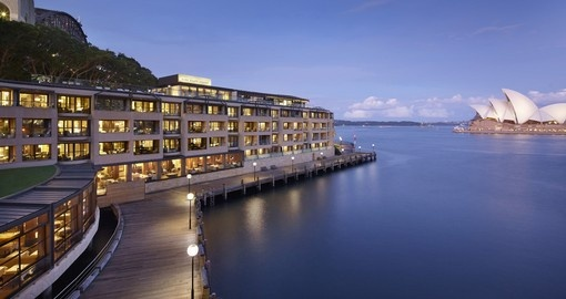 Stay at the Park Hyatt Sydney, one of Australia's finest hotels on your Australia vacation