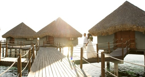 Have a wedding of your dreams at Le Meridien during your next Tahiti vacations.