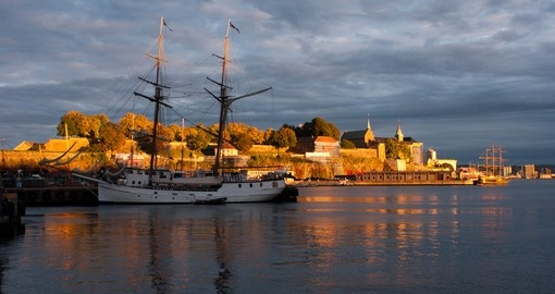 Have a long walks on the Oslo Harbour during your next trip to Norway.
