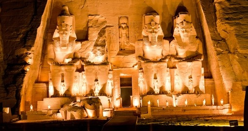 Rameses II temple is a must inclusion on all Abu Simbel tours.