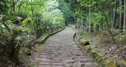 Travel the Nakasendo route on your Japan Tour