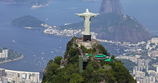 Visit Christ the Redeemer on your Brazil Tour