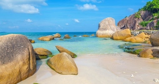 Enjoy the beaches of Koh Samui on your Thailand Vacation