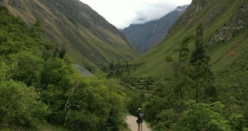 Hike the Inca Trail on your Peru Tour