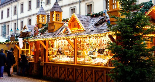 Nuremberg's Christmas Market draws more than two million annual visitors