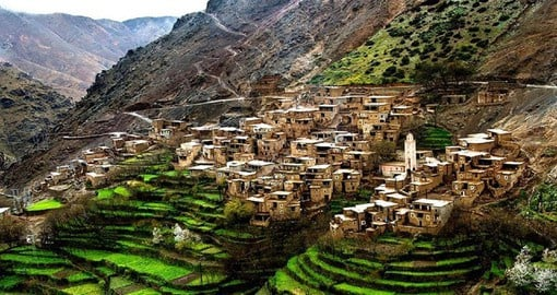 Enjoy a day in the Ourika Valley during your Morocco Vacation