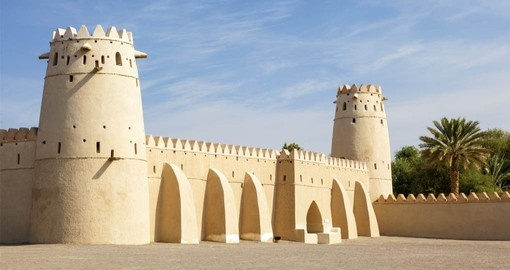 Visit Al Ain city on your Abu Dhabi vacation package