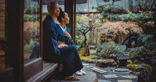 Wellness in Japan has a simple meaning: peace of mind