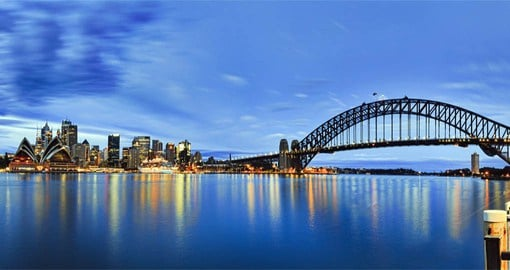 Site of Australia's first European settlement, Sydney has grown into an iconic global city