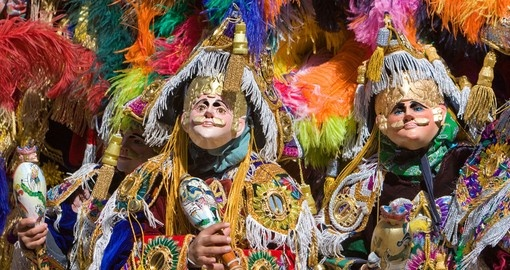 The Festa of San Tomas in Guatemala City is a must inclusion while on your Guatemala Vacation