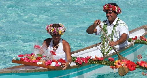 Moorea couple