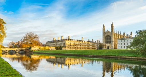 Clare & King's College, Cambridge