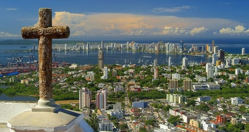 Discover vibrant Cartagena on your Colombia Tour