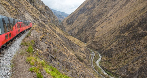 Enjoy views over the Andes on your trip to Ecuador