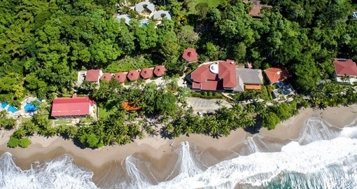 Stay at comfortable Tango Mar on your Costa Rica Vacation