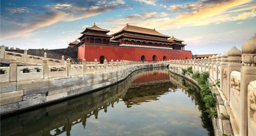 Visit the Temples in the Forbidden City on your China Tours