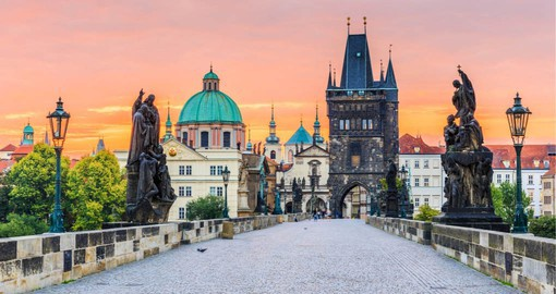 Prague boasts hundreds of concert halls, galleries, cinemas and music clubs