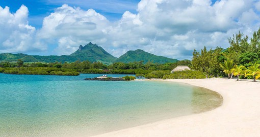 Mauritius is famous for its beautiful beaches and picturesque landscapes