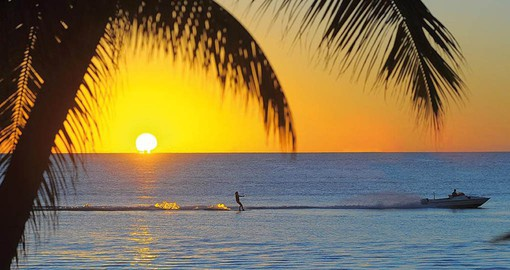 Take advantage of Royal Palm Beachcomber's wide range of water activities