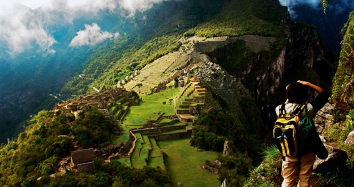 Explore the ancient city known as Machu Picchu during your Peru Vacation