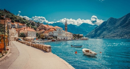 Visit the charming city of Kotor on your Montenegro Vacations
