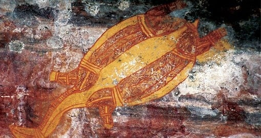 Discover Aboriginal Rock Art Ubirr Kakadu on your next Australia tours.