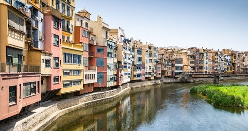 Explore city of Girona on your next Spain holidays.