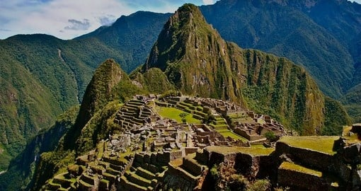 Discover the majesty of Machu Picchu on your Peru vacation