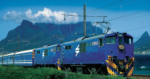 Considered one of the World's great rail journeys the Blue Train is a special part of your South Africa tour