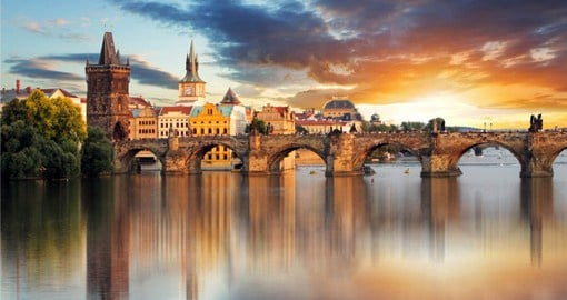 Your Europe Vacation begins in Prague