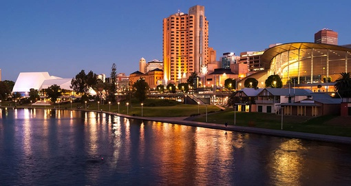 Experience vibrant Adelaide on your Australia vacation