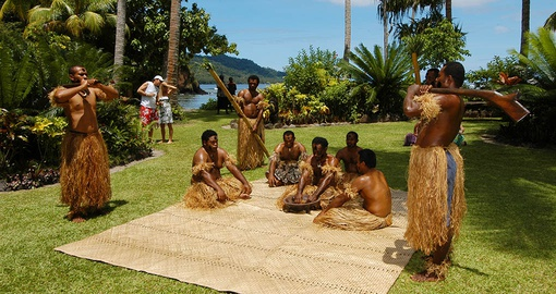 Experience a Traditional Kava Ceremony on your Fiji Vacation