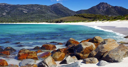 Freycinet National Park is one of the oldest in Tasmania