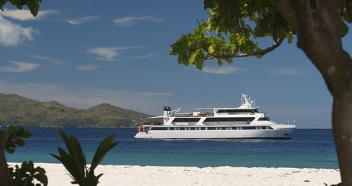 Cruising the stunning Seychelles islands aboard MY Pegasus
