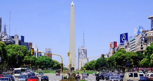 Begin your south america vacation package in Buenos Aries