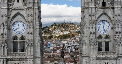 Begin your Ecuador vacation in Quito