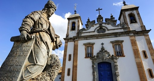 Sanctuary of Bom Jesus do Matosinhos a UNESCO World Heritage Site