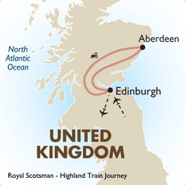 Royal Scotsman - Highland Train Journey2