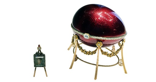 The First (Original) Faberge Egg
