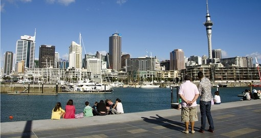 Experience local culture in the harbourside city of Auckland during your next trip to New Zealand.