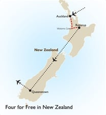 Four for Free in New Zealand