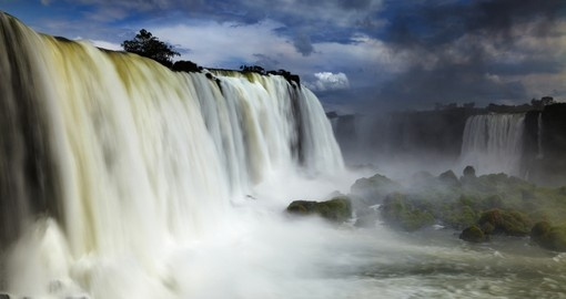 Visit Iguassu Falls in Argentina during your next trip to Argentina.