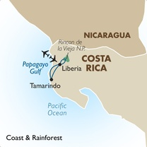 Coast & Rainforests