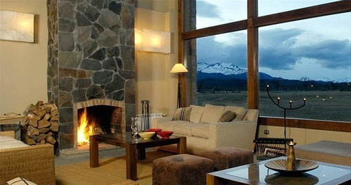 Relax in luxury on your trip to Chile