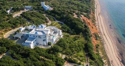 Villa Santorini is the perfect base for your Mozambique vacation