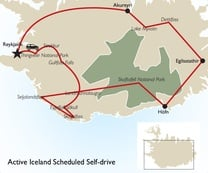 Active Iceland Scheduled Self-drive