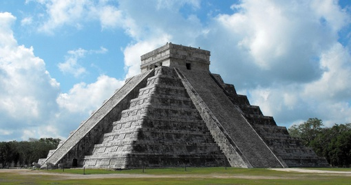 No Mexico Vacation is complete without a visit to Chichen Itza
