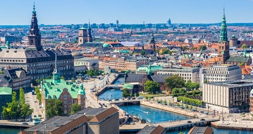 Tour Copenhagen on your Denmark Vacation