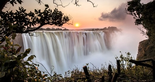 Victoria Falls, Zimbabwe - A must inclusion on your Botswana safaris.